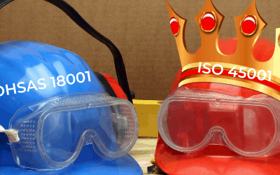 OHSAS 18001 is Dead – Long Live ISO 45001!