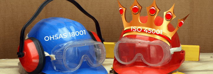 Key changes in ISO 45001
