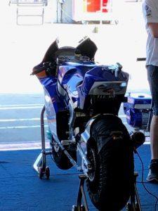 Moto 2 Competition Bike