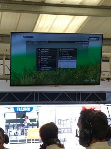 Moto 2 Race Performance Monitoring