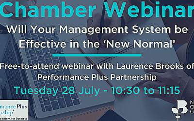 Will Your Management System be Effective in the New Normal