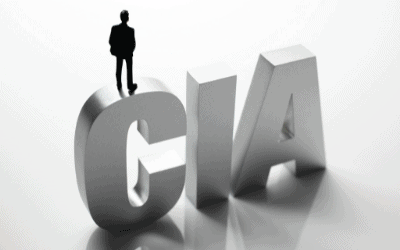 CIA – It's not what you think!